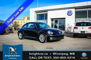 2012 Volkswagen Beetle Highline w/ Sunroof