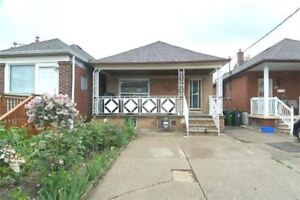 3+2 Br Det'd Bungalow W/ Sep Entr Fin Bsmnt In Midtown Toronto