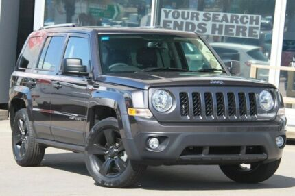 2015 Jeep Patriot MK MY15 Limited (4x4) Granite 6 Speed Automatic Wagon Brookvale Manly Area Preview