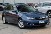 2011 Subaru Impreza G3 MY11 R AWD Blue 4 Speed Sports Automatic Hatchback Ferntree Gully Knox Area Preview