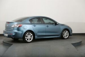 2009 Mazda 3 BL SP25 Blue 5 Speed Automatic Sedan