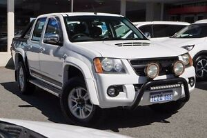 2008 Holden Colorado RC LT-R Crew Cab White 4 Speed Automatic Utility Glendalough Stirling Area Preview