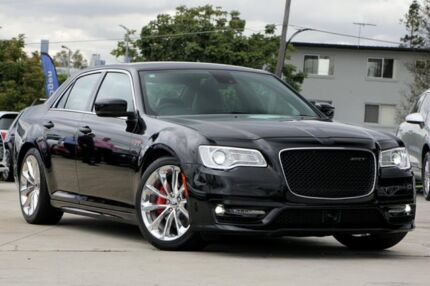 2015 Chrysler 300 LX MY16 SRT E-Shift Black 8 Speed Sports Automatic Sedan Kedron Brisbane North East Preview