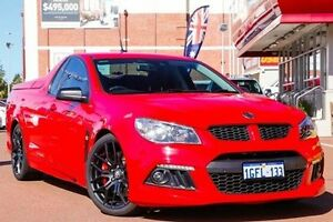 2013 Holden Special Vehicles Maloo GEN-F MY14 R8 Red 6 Speed Sports Automatic Utility Fremantle Fremantle Area Preview