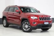 2014 Jeep Grand Cherokee WK MY14 Laredo (4x4) Red 8 Speed Automatic Wagon Bentley Canning Area Preview