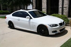 2011 BMW 3-Series 335i xDrive Coupe (2 door) M-Package int.