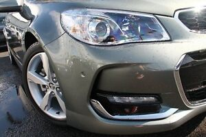 2015 Holden Commodore VF II SV6 Prussian Steel 6 Speed Manual Sedan Oakleigh Monash Area Preview