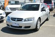 2007 Holden Commodore VE Omega Silver 4 Speed Automatic Sedan Heatherton Kingston Area Preview