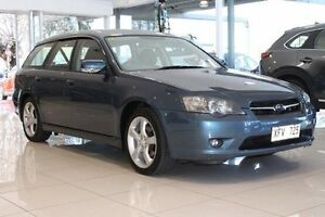 2005 Subaru Liberty Safety Pack AWD Blue 4 Speed Sports Automatic Sedan Edwardstown Marion Area Preview