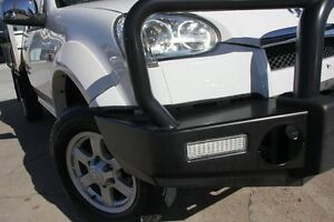 2010 Great Wall V240 K2 White 5 Speed Manual Cab Chassis