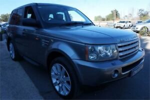 2007 Land Rover Range Rover Sport L320 07MY TDV8 Grey 6 Speed Sports Automatic Wagon Revesby Bankstown Area Preview