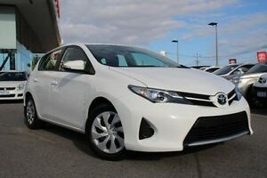 2015 Toyota Corolla White Constant Variable Hatchback Welshpool Canning Area Preview