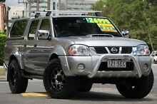 2012 Nissan Navara D22 S5 ST-R Silver 5 Speed Manual Utility Windsor Brisbane North East Preview
