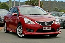 2015 Nissan Pulsar C12 Series 2 SSS 1 Speed Constant Variable Hatchback Taringa Brisbane South West Preview