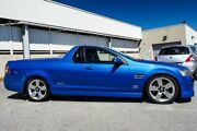 2009 Holden Commodore VE MY09.5 SS-V Blue 6 Speed Automatic Utility Cannington Canning Area Preview