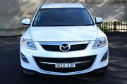 2011 Mazda CX-9 TB10A4 MY12 Classic White Pearl 6 Speed Sports Automatic Wagon Maryville Newcastle Area Preview
