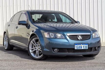 2008 Holden Calais VE MY09 V 60th Anniversary Green 6 Speed Automatic Sedan Cannington Canning Area Preview