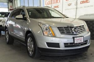 2015 Cadillac SRX Luxury AWD, Sunroof, Navigation