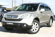 2008 Honda CR-V RE MY2007 Luxury 4WD Champagne 5 Speed Automatic Wagon Liverpool Liverpool Area Preview