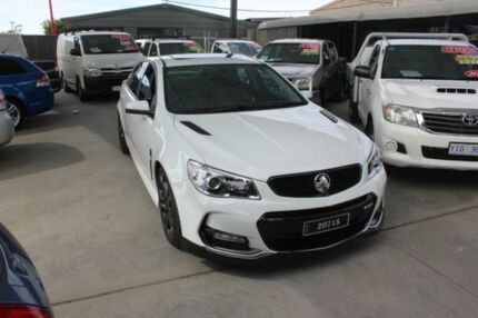 2016 Holden Commodore VF II SS-V Redline White 6 Speed Automatic Sedan Mitchell Gungahlin Area Preview