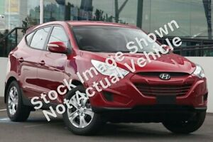 2012 Hyundai ix35 LM MY12 Active Red 6 Speed Sports Automatic Wagon Cranbourne Casey Area Preview