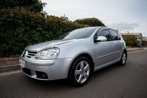 2008 Volkswagen Golf V MY08 Pacific DSG Grey 6 Speed Sports Automatic Dual Clutch Hatchback Hove Holdfast Bay Preview