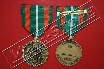 COAST GUARD ACHIEVEMENT MEDAL, Full Size, Issue Finish (1040)