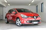 2016 Renault Clio IV B98 Expression EDC Red 6 Speed Sports Automatic Dual Clutch Hatchback Melville Melville Area Preview