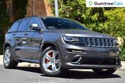 2014 Jeep Grand Cherokee WK MY15 SRT Maximum Steel 8 Speed Sports Automatic Wagon Liverpool Liverpool Area Preview