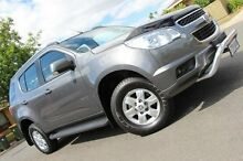 2013 Holden Colorado 7 RG MY13 LT Grey 6 Speed Sports Automatic Wagon Nailsworth Prospect Area Preview