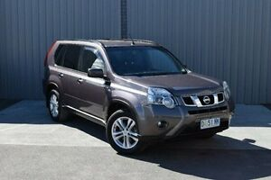 2013 Nissan X-Trail T31 Series V TS Grey 6 Speed Manual Wagon Invermay Launceston Area Preview