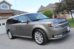 2013 Ford Flex LIMITED SUV, Crossover FULLY LOADED