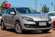 2012 Renault Megane III B32 MY12 Dynamique EDC Silver 6 Speed Sports Automatic Dual Clutch Hatchback East Rockingham Rockingham Area Preview