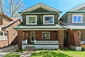 4 Bedroom Detached Home In Bloor West Village!