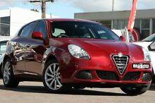 2013 Alfa Romeo Giulietta PROGRESSION 1.4 Progression 1.4 Maroon 6 Speed Manual Hatchback Waitara Hornsby Area Preview