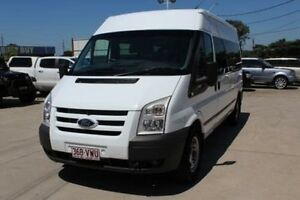 2013 Ford Transit VM MY13 UPDATE 12 Seat White 6 Speed Manual Bus Lansvale Liverpool Area Preview