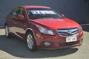 2010 Holden Cruze JG CDX Burgundy 6 Speed Sports Automatic Sedan Enfield Port Adelaide Area Preview