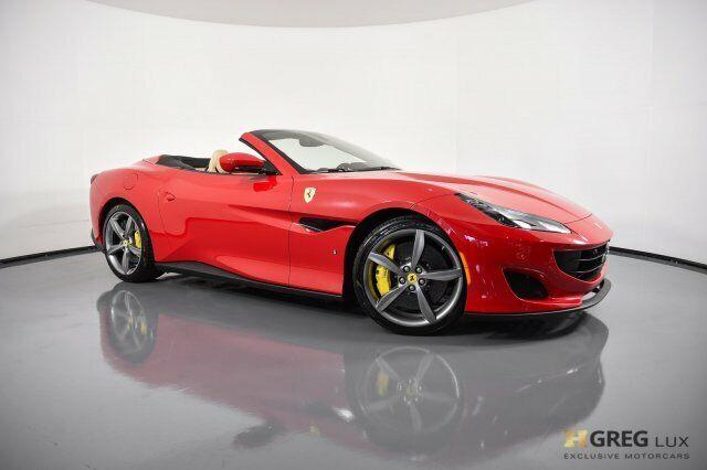 Image 1 Voiture Européenne d'occasion Ferrari Portofino 2019