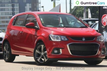 2016 Holden Barina TM MY17 LT Nitrate 6 Speed Automatic Hatchback