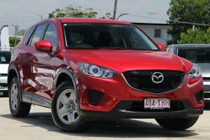 2013 Mazda CX-5 KE1071 Maxx SKYACTIV-Drive AWD Red 6 Speed Sports Automatic Wagon