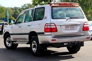 2003 Toyota Landcruiser UZJ100R GXL Silver 5 Speed Automatic Wagon Monkland Gympie Area Preview