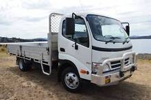 HINO 616 3000 one owner, as new Derwent Park Glenorchy Area Preview