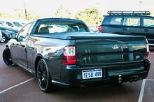 2011 Ford Performance Vehicles GS FG Boss 315 Grey 6 Speed Sports Automatic Utility Wangara Wanneroo Area Preview