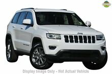 2015 Jeep Grand Cherokee WK MY15 Laredo Bright White 8 Speed Sports Automatic Wagon Blacktown Blacktown Area Preview