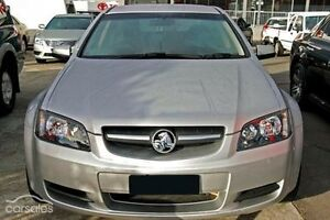 2009 Holden Commodore VE MY09.5 Omega Silver 4 Speed Automatic Sedan