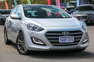 2015 Hyundai i30 GD3 Series II MY16 SR Premium Silver 6 Speed Sports Automatic Hatchback Myaree Melville Area Preview