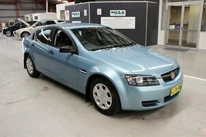 2008 Holden Commodore VE Omega Blue 4 Speed Automatic Sedan Maryville Newcastle Area Preview
