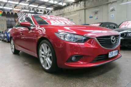 2013 Mazda 6 6C GT 6 Speed Automatic Wagon Mordialloc Kingston Area Preview