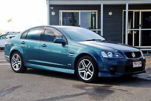 2011 Holden Commodore VE II SV6 Blue 6 Speed Sports Automatic Sedan Gympie Gympie Area Preview