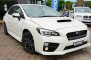 2015 Subaru WRX V1 MY15 Premium AWD White 6 Speed Manual Sedan Pearce Woden Valley Preview